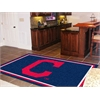 "FANMATS MLB - Cleveland Indians ""Block-C"" Rug 5'x8'"