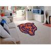 FANMATS NFL - Chicago Bears Mascot Mat Approx. 3 ft x 4 ft