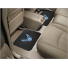 "FANMATS Air Force Backseat Utility Mat 2 Pack 14""x17"""