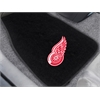 "FANMATS NHL - Detroit Red Wings 2-pc Embroidered Car Mats 18""x27"""