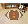 "FANMATS Arizona State Football Rug 20.5""x32.5"""