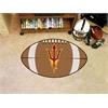 "FANMATS Arizona State Football Rug 20.5""x32.5"""