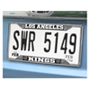 "FANMATS NHL - Los Angeles Kings License Plate Frame 6.25""x12.25"""