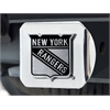 "FANMATS NHL - New York Rangers Hitch Cover 4 1/2""x3 3/8"""