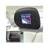 "FANMATS NHL - New York Rangers Head Rest Cover 10""x13"""