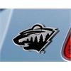 """FANMATS NHL - Minnesota Wild Emblem 3""""x3.2"""""""