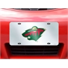 "FANMATS NHL - Minnesota Wild License Plate Inlaid 6""x12"""