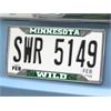 "FANMATS NHL - Minnesota Wild License Plate Frame 6.25""x12.25"""