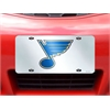 "FANMATS NHL - St. Louis Blues License Plate Inlaid 6""x12"""