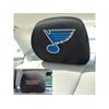 """FANMATS NHL - St. Louis Blues Head Rest Cover 10""""x13"""""""