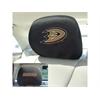 "FANMATS NHL - Anaheim Ducks Head Rest Cover 10""x13"""