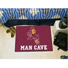 "FANMATS Arizona State Man Cave Starter Rug 19""x30"""