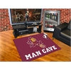 "FANMATS Arizona State Man Cave All-Star Mat 33.75""x42.5"""