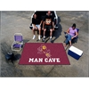 FANMATS Arizona State Man Cave UltiMat Rug 5'x8'