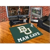 "FANMATS Baylor Man Cave All-Star Mat 33.75""x42.5"""