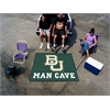 FANMATS Baylor Man Cave Tailgater Rug 5'x6'