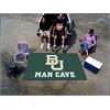 FANMATS Baylor Man Cave UltiMat Rug 5'x8'
