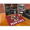 "FANMATS Boston College Man Cave All-Star Mat 33.75""x42.5"""
