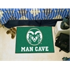 "FANMATS Colorado State Man Cave Starter Rug 19""x30"""