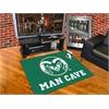 "FANMATS Colorado State Man Cave All-Star Mat 33.75""x42.5"""