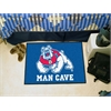 "FANMATS Fresno State Man Cave Starter Rug 19""x30"""