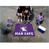 FANMATS Northwestern Man Cave Tailgater Rug 5'x6'