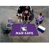 FANMATS Northwestern Man Cave UltiMat Rug 5'x8'