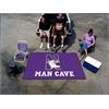 FANMATS Northwestern Man Cave UltiMat Rug 5'x8'