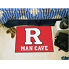 "FANMATS Rutgers Man Cave Starter Rug 19""x30"""