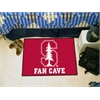 "FANMATS Stanford Fan Cave Starter Rug 19""x30"""