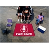 FANMATS Stanford Fan Cave Tailgater Rug 5'x6'