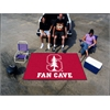 FANMATS Stanford Fan Cave UltiMat Rug 5'x8'
