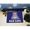 "FANMATS Arizona Man Cave Starter Rug 19""x30"""