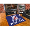 "FANMATS Arizona Man Cave All-Star Mat 33.75""x42.5"""
