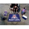 FANMATS Arizona Man Cave Tailgater Rug 5'x6'