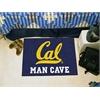 """FANMATS UC - Berkeley Man Cave Starter Rug 19""""x30"""""""