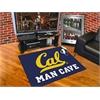 """FANMATS UC - Berkeley Man Cave All-Star Mat 33.75""""x42.5"""""""