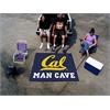 FANMATS UC - Berkeley Man Cave Tailgater Rug 5'x6'
