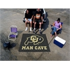 FANMATS Colorado Man Cave Tailgater Rug 5'x6'