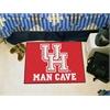 "FANMATS Houston Man Cave Starter Rug 19""x30"""