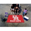FANMATS Houston Man Cave UltiMat Rug 5'x8'