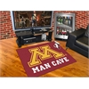 "FANMATS Minnesota Man Cave All-Star Mat 33.75""x42.5"""