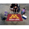FANMATS Minnesota Man Cave UltiMat Rug 5'x8'