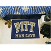 "FANMATS Pittsburgh Man Cave Starter Rug 19""x30"""