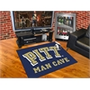 "FANMATS Pittsburgh Man Cave All-Star Mat 33.75""x42.5"""
