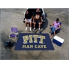 FANMATS Pittsburgh Man Cave UltiMat Rug 5'x8'
