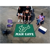 FANMATS South Florida Man Cave Tailgater Rug 5'x6'