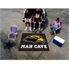 FANMATS Southern Mississippi Man Cave Tailgater Rug 5'x6'