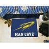 "FANMATS Toledo Man Cave Starter Rug 19""x30"""