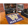 "FANMATS Washington Man Cave All-Star Mat 33.75""x42.5"""